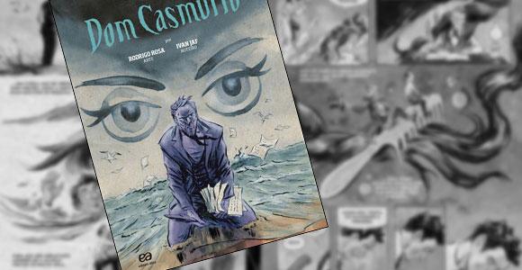 Dom Casmurro ganha adaptação por Ivan Jaf e Rodrigo Rosa