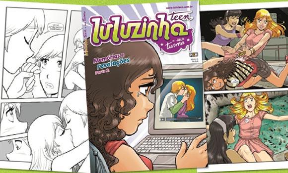 Luluzinha Teen #34