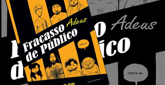 Terceiro e último volume da série Fracasso de Público