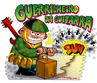 GUERRILHEIRO DA GUITARRA
