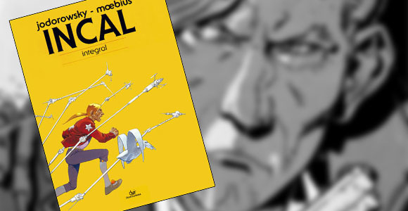 A editora Devir lança a edição original da série Incal, agora encadernada.
