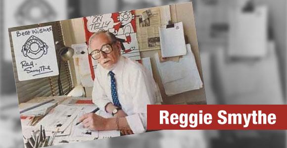 Reggie Smythe