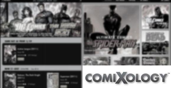 ComiXology lança aplicativo para leitura e compra de quadrinho digital