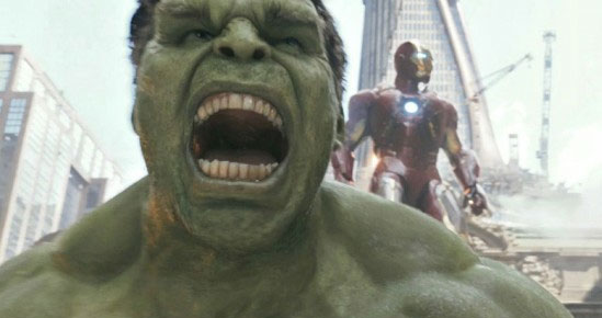 O Hulk, como deve ser
