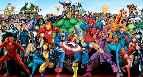 Personagens Marvel