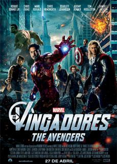 Poster de Os vingadores