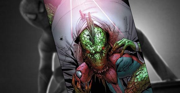 Homem Aranha: Estreia do filme trará estreia de revista com o Lagarto