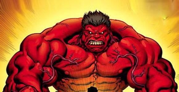 Hulk vermelho, profecia Maia e o fum do mundo