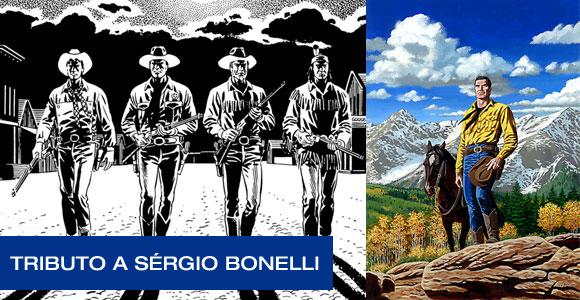 Quadrinhos'51 promove tributo a Sérgio Bonelli