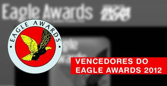 Vencedores do Eagle Awards 2012