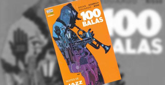 100 Balas, pela Panini Comics