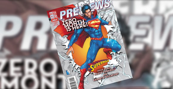 Revista Superman: Scott Lobdell assume como escritor regular