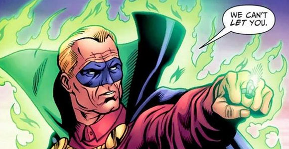 Lanterna Verde, Alan Scott é o personagem gay da DC Comics