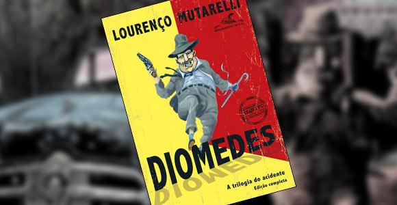 """Conheça o quadrinho """"Diomedes - A Trilogia do Acidente"""""""