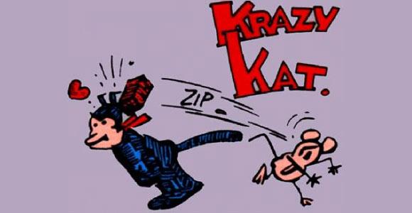 Gato Maluco, Krazy Kat por George Herriman
