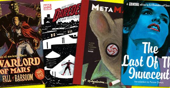 Eisner Awards - Vencedores