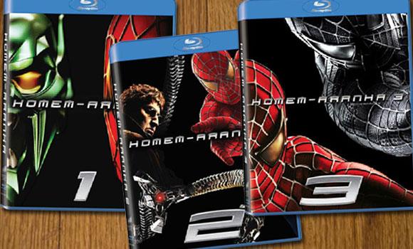 Trilogia Homem Aranha