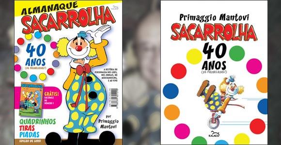 Almanaque Sacarrolha 40 anos