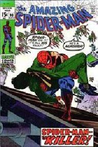 Morte em Homem-Aranha