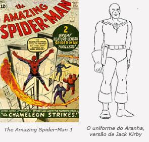 História do Homem-Aranha