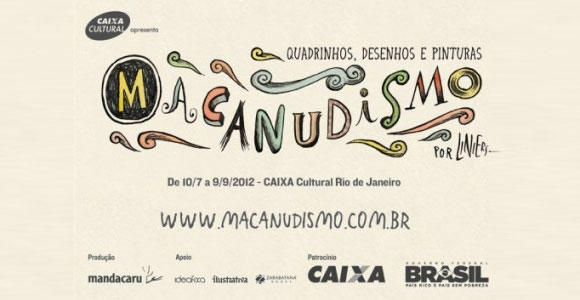 Macanudismo Rio de Janeiro: Exposição ocorre até 9 de Setembro