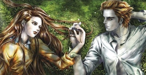 Editora Yen Press publicará mais graphic novels da saga Crepúsculo