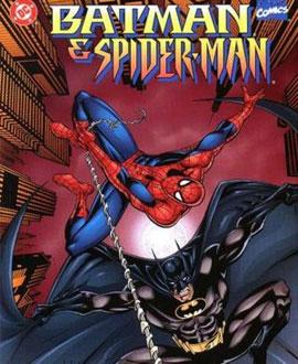 Segundo crossover de Batman e Homem Aranha