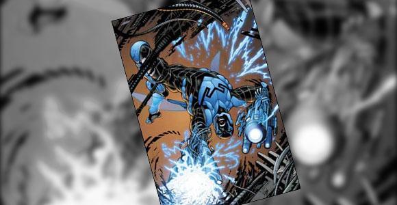 Panini lança edição especial com o Besouro Azul