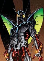 Besouro, Homem Aranha