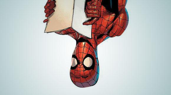 capas do Homem aranha