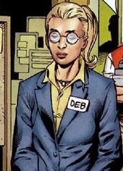 Debra Debby Whitman, Homem Aranha