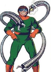 Doutor Octopus, Homem Aranha
