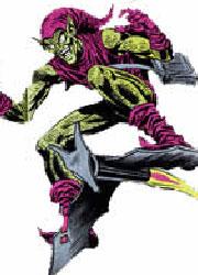 Duende Verde, Homem Aranha
