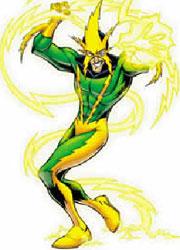 Electro, Homem Aranha
