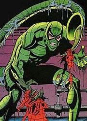 Escorpião, Homem Aranha