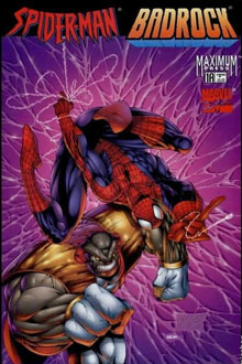 Homem Aranha e Badrock
