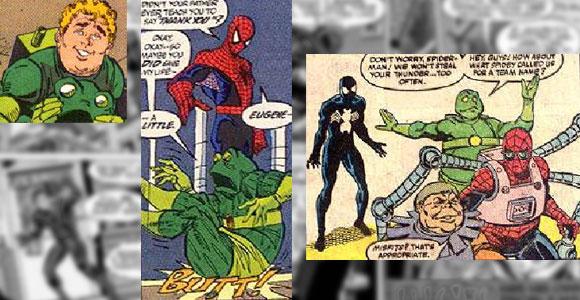 Homem Aranha, momentos constrangedores