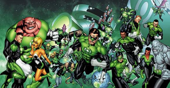 Nova saga colocará Lanternas Verdes contra os Guardiões do Universo