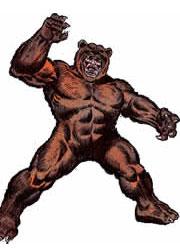 A Legião dos Perdedores (Urso, Gibão, Mancha e Canguru)