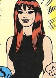 Mary Jane Watson, Homem Aranha