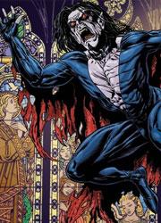 Morbius, Homem Aranha