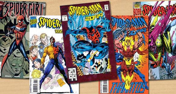 Revistas Spider