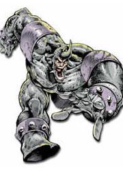 Rino, Homem Aranha