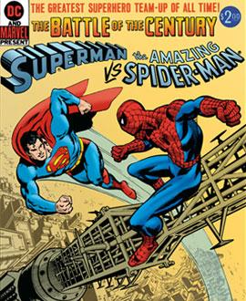 Super Homem versus Homem Aranha