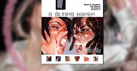 Panini lança penúltimo volume da série Y - O último homem
