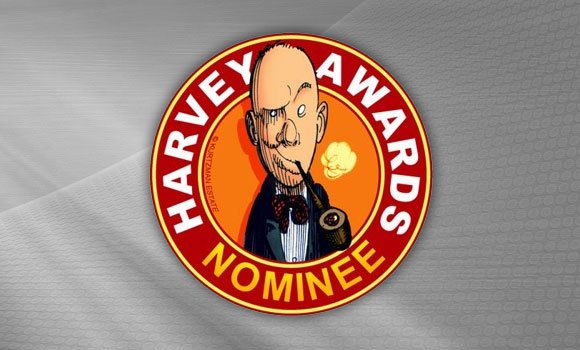 Harvey Awards 2012