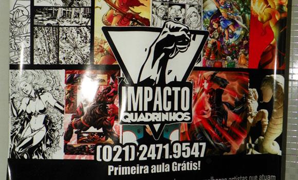Impacto Quadrinhos