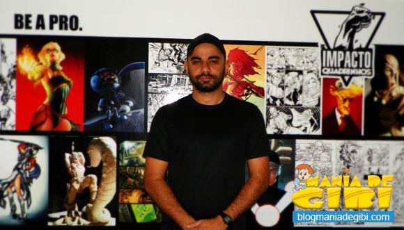 Mania de Gibi entrevista: Ibraim Roberson