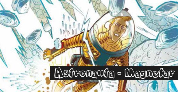 Detalhes de Astronauta - Magnetar, o primeiro álbum do selo Graphic MSP