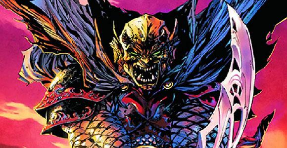 DC Terror: Cavaleiros do Demônio